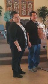 Brooke and Warren